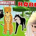 ANIMAL SIMULATOR ROBLOX ponianoel