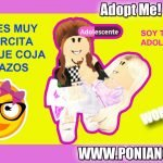 COMO HACERTE ADOLESCENTE en Adopt Me ROBLOX