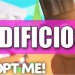 EDIFICIOS casas en adopt me! roblox ponianoel