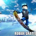 Conseguir robux gratis en roblox