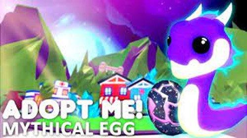 nuevo huevo mítico adopt me roblox ponianoel