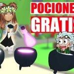 pociones gratis adopt me roblox ponianoel