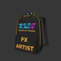 promocode Artist Backpack roblox 2021